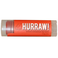 Hurraw: Tinted Cinnamon Lip Balm 4.3g