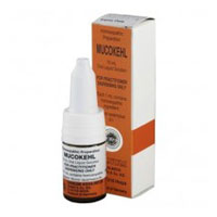Mucokehl 6x Drops 10ml - Practitioner Only Product