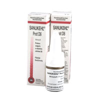 Sanukehl - Prot 7x Drops 10ml - Practitioner Only Product