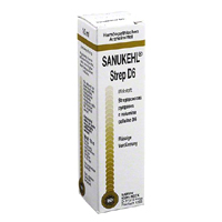 Sanukehl - Strep 7x Drops 10ml - Practitioner Only Product